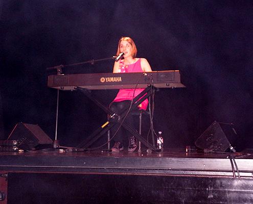 Photo du spectacle de Claire Danlalune
