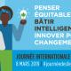 Affiche journée des femmes 2019 ONU