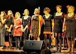 Tous les artistes pour les 5 ans de l'Association Aurélie